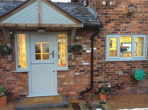 Can You Paint Upvc Doors >> Window Spraying, Window Painting Service | Cheshire UPVC ...